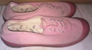 My pink sneakers2